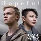 日本デビューアルバム『Hopeful』ジャケット