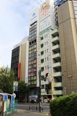 「アニメイトAKIBA ガールズステーション」が出店した東京・秋葉原、万世橋近く