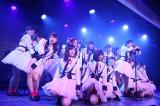 夜公演『初お披露目1周年記念特別公演』より(C)AKS
