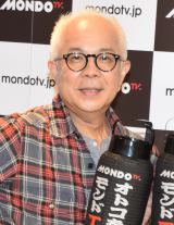 CS放送MONDO TV新番組『コサキンのラジオごっこ』記者会見に出席した小堺一機 (C)ORICON NewS inc.
