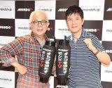 CS放送MONDO TV新番組『コサキンのラジオごっこ』記者会見に出席した(左から)小堺一機、関根勤 (C)ORICON NewS inc.