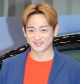 """""""パパ質問""""に笑顔をみせていた山本耕史 (C)ORICON NewS inc."""