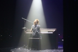 ピアノ演奏も披露した