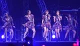 Buono!単独ライブ『Buono! Festa 2016』に出演した℃-ute (C)ORICON NewS inc.