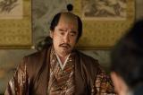 NHK大河ドラマ『真田丸』第34回「挙兵」より。 三成を救いたい信繁は家康のもとを訪れる