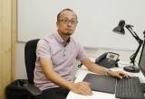 人間の少年モーグリ意外はすべてCGの映画『ジャングル・ブック』の制作チームに参加した松野洋祐さん (C)ORICON NewS inc.