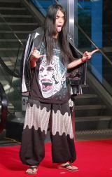 映画『スーサイド・スクワッド』のジャパンプレミアし出席したRIZE・KenKen (C)ORICON NewS inc.
