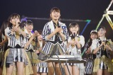 『NMB48 リクエストアワー セットリスト235 2016』の模様(C)NMB48