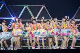 山本彩不在のコンサートを開催したNMB48(C)NMB48