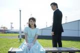 王女とボディガードの禁断の恋!(C)AKB ラブナイト製作委員会