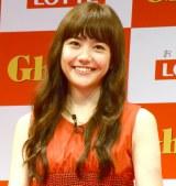 ロッテ『ガーナ チョコレートシーズン』オープニングセレモニー2016に出席した松井愛莉 (C)ORICON NewS inc.