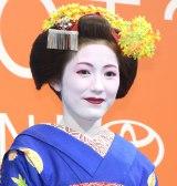 トヨタ『CROWN JAPAN FESTA in 代官山』トークセッションに登場したAKB48・渡辺麻友 (C)ORICON NewS inc.