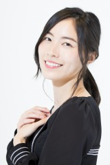 女優としても活躍するSKE48の松井珠理奈(写真:ウチダアキヤ)