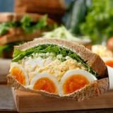 『エッグサンドイッチ』(税抜価格:440円)