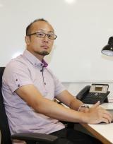 映画『ジャングル・ブック』の制作に携わった「MPCロンドン」の松野洋祐さん(コンポジター) (C)ORICON NewS inc.