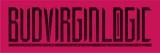 「BUD VIRGIN LOGIC」ロゴ