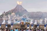 東京ディズニーシーが開園15周年。記念セレモニーの様子(C)Disney
