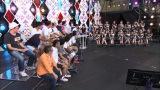 渡辺麻友、横山由依、柏木由紀、入山杏奈らAKB48メンバーが一般男性と完全ガチで16対16フィーリングカップル。公開収録の模様を9月5日のテレビ朝日系『EXD44』で放送(C)テレビ朝日