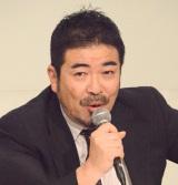 フジテレビ10月改編説明会で説明をした宮道治朗編成部長 (C)ORICON NewS inc.