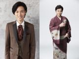 昨年、『NHK紅白歌合戦』に初出場した山内惠介、三山ひろし