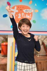 読売テレビ・諸國沙代子アナウンサーが10月30日に開催される第6回大阪マラソンに出場 (C)読売テレビ