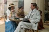 ブラッド・ピット主演最新作『マリアンヌ』は2017年2月公開 (C)2016 Paramount Pictures. All Rights Reserved.