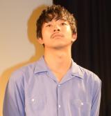 映画『淵に立つ』の完成披露舞台あいさつに出席した太賀 (C)ORICON NewS inc.