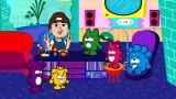 NIGO(R)氏が総監督を務めるショートアニメ『おしえてアベマくん』