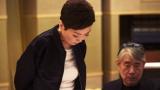 レコーディングには松本隆氏が立ち会い鋭い助言も