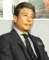 ドラマ『夏目漱石の妻』試写会に出席した舘ひろし (C)ORICON NewS inc.