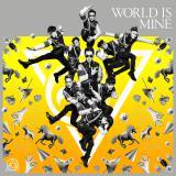 RADIO FISH『WORLD IS MINE』(10月12日発売)typeA