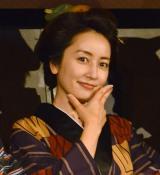 BSジャパン火曜スペシャル『人形佐七捕物帳』の記者会見に出席した矢田亜希子 (C)ORICON NewS inc.