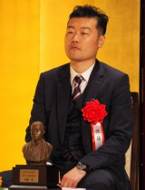 『QJKJQ』で『第62回江戸川乱歩賞』を受賞した佐藤究氏 (C)ORICON NewS inc.