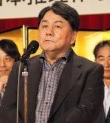 『第62回江戸川乱歩賞』贈呈式に出席した赤川次郎 (C)ORICON NewS inc.