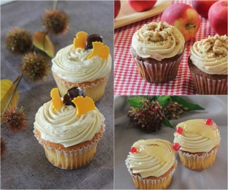 「ローラズ・カップケーキ」から秋の新作3種が登場