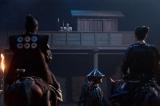 大河ドラマ『真田丸』第36回「勝負」より。  昌幸一行は沼田城に到着するが…(C)NHK