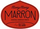 「Many ManyMARRON」ロゴ