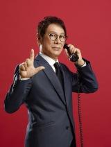 日本テレビ系連続ドラマ『レンタル救世主』に出演する大杉漣 (C)日本テレビ