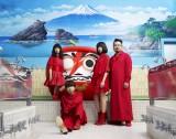年に2枚目のアルバム『達磨林檎』の発売を発表したゲスの極み乙女。