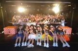 『PASSPO☆の未来 左右ツアー 〜Road to 所沢航空公園〜』初日公演より