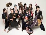 来年2月に東京体育館2days公演を行う和楽器バンド