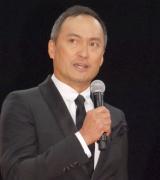 映画『怒り』のジャパンプレミア舞台あいさつに出席した渡辺謙 (C)ORICON NewS inc.