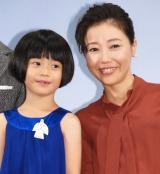 (左から)白鳥玉季、西川美和監督 (C)ORICON NewS inc.