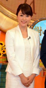 23日に放送されるTBS系『謝りたい人がいます。』(後8:57)で進行を担当する本田朋子アナウンサー(C)ORICON NewS inc.