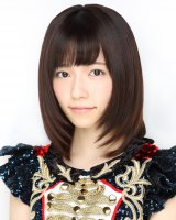 AKB48の46thシングルのセンターを務める島崎遥香 (C)AKS