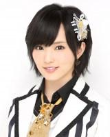 11月16日発売のAKB48の新曲の選抜メンバーに入った山本彩(C)AKS