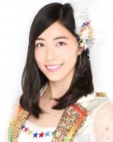 11月16日発売のAKB48の新曲の選抜メンバーに入った松井珠理奈(C)AKS