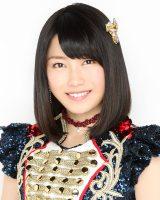 11月16日発売のAKB48の新曲の選抜メンバーに入った横山由依(C)AKS