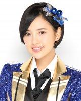 11月16日発売のAKB48の新曲の選抜メンバーに入った兒玉遥(C)AKS
