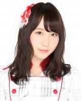 11月16日発売のAKB48の新曲の選抜メンバーに入った高橋朱里(C)AKS